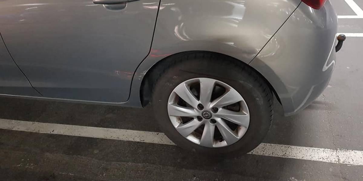 Bryggen Vores Parkering Fungerer Rigtig Fint